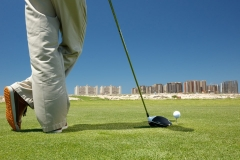 Golf en Puerto Peñasco